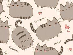 pictures of pusheen | pusheen wallpaper by tomas i h pusheen pusheen everywhere comments 9 ...