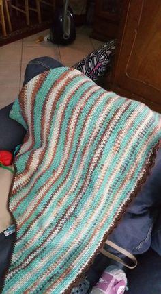 Anneke Pieterson- van Leerdam, maakte ook deze prachtige omslagdoeken van Alize cotton gold batik: https://www.de-wolman.nl/zomer-garen/katoen-met-mengdraad  Heeft u ook iets leuks gemaakt met één van onze garens laat het ons weten !!!!