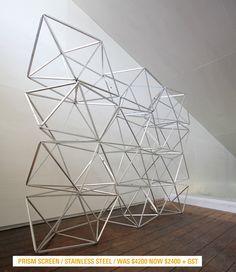 5 prism screen by Koban & Flaubert