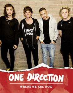 One Direction: Where We Are Now Price:$8.42