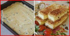 Ингредиенты: Тесто: Мука — 3 стакана Маргарин — 250 гр Сода — 1 ч. ложка Сахар — 1 стакан (неполный) Начинка из творога: Творог — 0,5 кг Яйцо — 3 шт. Сахар — 1 стакан (неполный) Изюм — 100 гр Ванильный сироп — 1 ч. ложка Приготовление: Перед приготовлением теста лучше охладить все продукты. Высыпаем …