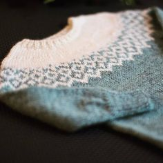 Little Nomad is a sweet, travel-worthy romper designed with far-away destinations in mind: a gorgeous Fair Isle yoke suitable for visits with family, a bottom button-placket to keep the sweater snugly in place, and extra room in the tushie to accommodate a diaper comfortably. Little Nomad also comes in a classic sweater style, and with sizes from 0-6 months up to 2-4 years, you can rest assured knowing you have an on-the-go sweater that will be as comfortable for your child as it was…