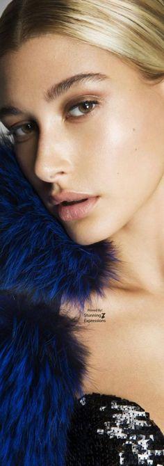 Hailey Baldwin for Nicole Benisti's Autumn – Winter 2017 Campaign