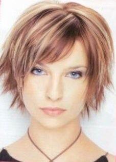coupe cheveux court femme visage carré | Coupe cheveux court femme ...