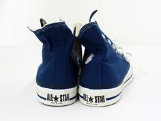 Converse All Star (Made in U.S.A.) Hi - Navy