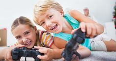 Action video games -- which feature quickly moving targets, include large amounts of clutter, and that require the user to make rapid, accurate decisions - have particularly positive cognitive impacts, says a new study. E Online, Xbox 360, Playstation, Best Gaming Console, Wii, Addiction, E Sport, Video Games For Kids, Popular Videos