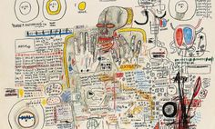 24 Previously Unseen Basquiat Drawings & Paintings