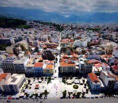 Patras, Greece - Πάτρα Places In Greece, Greek Beauty, Greece Travel, Paris Skyline, Places To Go, Dolores Park, Explore, Country, Architecture