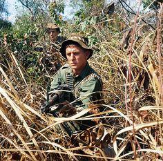 dog ate my tank : Photo  Australians on patrol in Vietnam