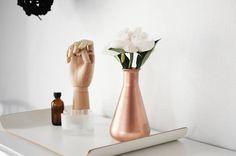 Vasinho de flor com Balão de Erlenmeyer