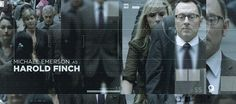 PERSON OF INTEREST - Ash Thorp