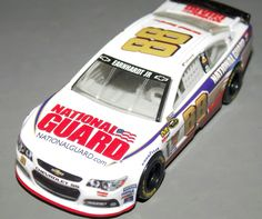 2014 Dale Earnhardt Jr National Guard Chevy - Photo by Alan Wiltsie
