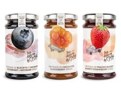 Délices de Michèle - Brand Identity & Packagings on Behance
