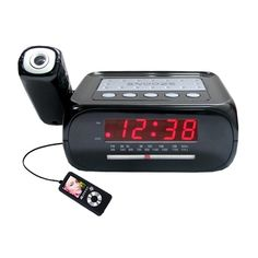 * Digital Clock with LED Display * AM/FM Analog Tuner * Alarm Clock with Sleep/Snooze Timers * Wake to Music or Buzzer * Auxiliary 3.5mm Audio Input Jack for Use with Any Portable Audio Device * Clock Backup with 9V Battery (not included) * UL Approved
