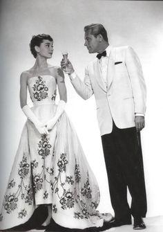 1954 Sabrina with Audrey Hepburn my favorite