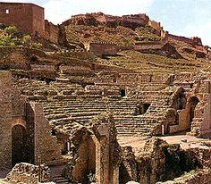 Antiguo teatro romano de Sagunto - Buscar con Google