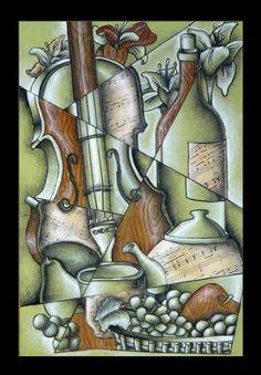 cubism art 7