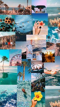 Pin by ella Proctor on fondos azules | Iphone wallpaper themes, Wallpaper iphone summer, Aesthetic desktop wallpaper