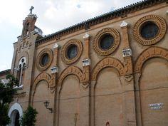Geometría en el Convento de las Salesas, Sevilla. | Matemolivares