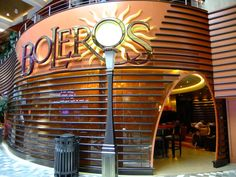 Dance the night away to salsa at Bolero's aboard Oasis of the Seas.