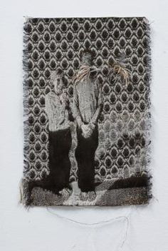 Jonny Briggs. The Other. Tapestry