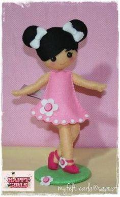 Resultado de imagen para muñeca de trapo serelepe