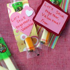 Healthy valentines!