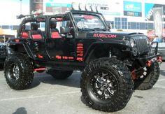 #Jeep Wrangler Rubicon