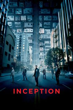 """Cobb, a skilled thief who commits corporate espionage by infiltrating the subconscious of his targets is offered a chance to regain his old life as payment for a task considered to be impossible: """"inception"""""""