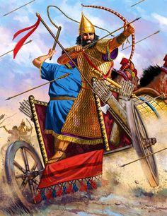Ahab of Israel The Battle of Qarqar