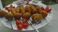 Patates kroketleri