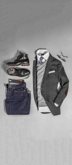 Men fashion casual 689402655445417463 - Source by oliviersaintmic Komplette Outfits, Casual Outfits, Dress Casual, Casual Wear, Fashion Outfits, Business Casual Men, Men Casual, Casual Winter, Outfit Winter