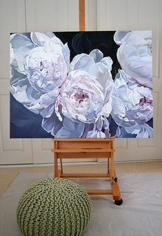 Peony Painting, Watercolor Flowers, Watercolor Paintings, Drapery Drawing, Oil Painting Pictures, Positive Art, Beautiful Paintings, Painting Inspiration, Flower Art