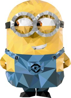 Low poly - minion