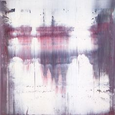 Contemporary Art Canvas Abstract Gerhard Richter 34 New Ideas Inspiration Art, Art Inspo, Abstract Canvas, Canvas Art, Gerhard Richter Painting, Art Occidental, To Infinity And Beyond, Western Art, Art Design