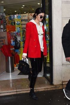 Kendall..... - Celebrity Fashion Trends