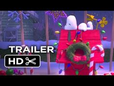 ▶ Peanuts Official Trailer #1 (2015) - Animated Movie HD - YouTube