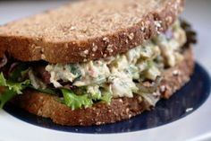 You should eat tuna on whole wheat bread. Both fish and whole grains are the top sources of selenium, an important mineral that will protect your joint cartilage.  Read more: http://www.dietandi.com/how-to-prevent-and-heal-your-arthritis/#ixzz2slFvkhdE