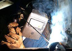 Metallbågsvetsning – Wikipedia