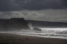 Praia do norte.