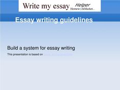 Essay writing examples for middle schools jobs Essay Writing Examples, Writing Topics, Essay Topics, Essay Plan, Sample Essay, Essay Writing Competition, Opinion Essay, Math Homework Help, Paper Writing Service
