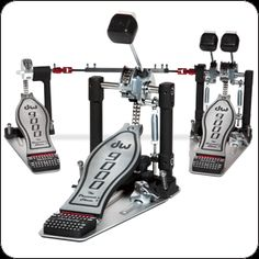 Does your drummer have a double pedal? If not, it's a great option for a gift. Especially if your musician is into heavy metal.