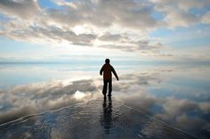Salar de Uyuni, Bolivia © Atsushi Matsuzaki