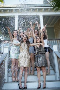 """If you're having a bachelorette party it's an unwritten rule that it has to involve phallic necklaces, too many shots, and a night at the bars, right? Thankfully not! We know that's not everyone's ideal evening for their """"last fling before the ring""""! We've rounded up some classy & fun bachelorette party ideas for you and your favorite ladies that won't result in an album full of embarrassing Facebook pictures."""