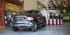 macy's truck | 2016 Ram To Tow Floats In Macy's Thanksgiving Day Parade