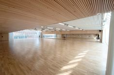 Libergier Sports Centre,Courtesy of philippe gibert architecte