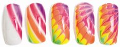 Easy Nail Art Tutorials for Newbies  Nail art is a great add-on service that brings in extra income, plus it makes your services more memorable in clients' minds. You don't necessarily need natural artistic talent to create eye-catching designs. Here are some easy step-by-steps to get you started.