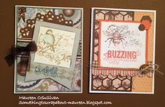 Let's Give 'em Something to Scrap About!: CTMH Artbooking Blog Hop Week 2-- 2 Cards