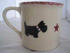 STARBUCKS COFFEE BARISTA HARTSTONE SCOTTIE DOG 14-OZ COFFEE MUG