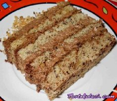 Najbolji domaći recepti za pite, kolače, torte na Balkanu Desert Recipes, Gourmet Recipes, Baking Recipes, Cake Recipes, Baking Ideas, Torte Recepti, Kolaci I Torte, Bread Dough Recipe, Bosnian Recipes